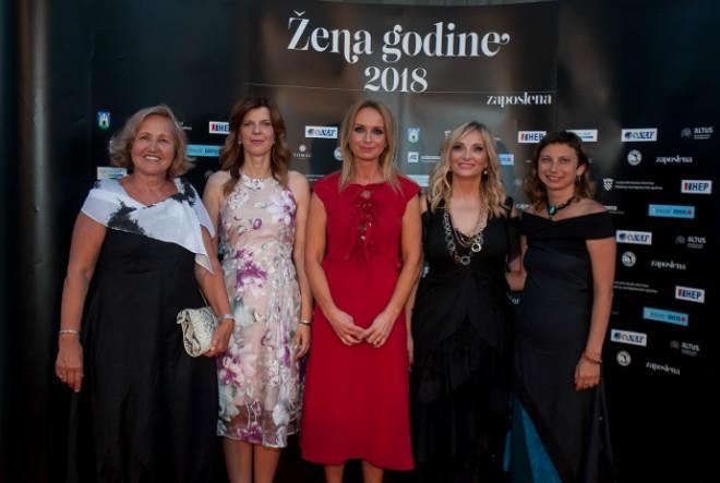 Gordana Buljan Flander – proglašena Ženom godine 2018