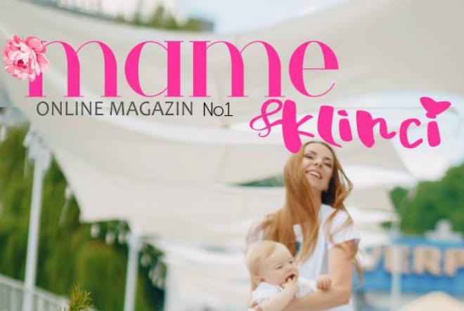Mame&klinci magazin za mame kojeg će i tate rado čitati
