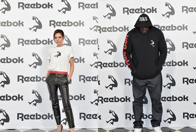 Victoria Beckham inspirirana Shaquille O'Nealom u najnovijoj Reebok x VB Merch kolekciji