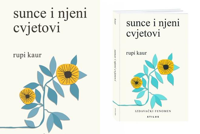 Sunce i njeni cvjetovi: nova knjiga Rupi Kaur potvrđuje da ona nije samo čudo s jednim hitom