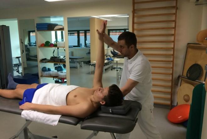 Fizioterapijski proces kod sindroma bolnog ramena