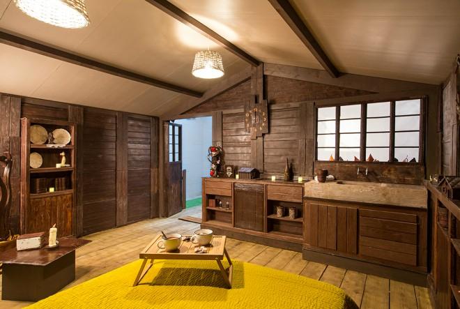 Provedite noć u tradicionalnoj kućici napravljenoj od čokolade