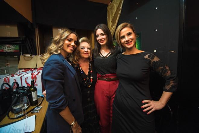Glazbene dive otvorile šestu sezonu Ženske priče!