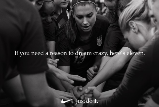 Nike slavi 30 godina slogana Just Do It
