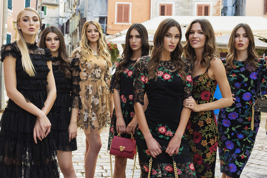 Ženstvena modna priča dvojca ELFS