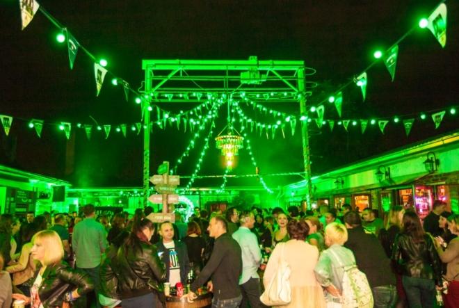 Bivša tvornica vlakova Gredelj postaje neočekivano party mjesto na jednu večer