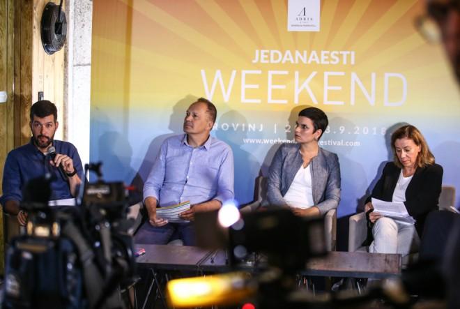 Najbolji hrvatski trener Zlatko Dalić i popularni belgijski duo 2manydjs dolaze na 11. Weekend Media Festival