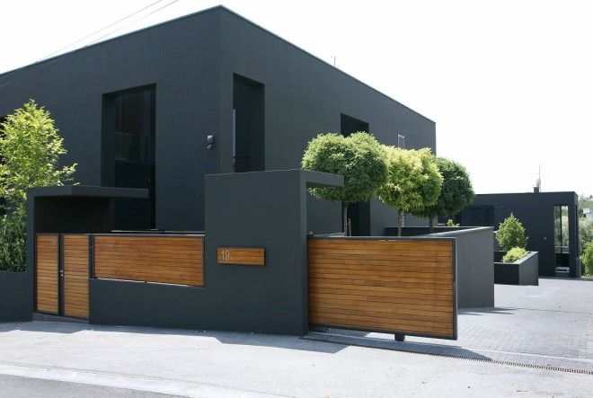 Moderno zdanje stvoreno za udoban život višečlane obitelji