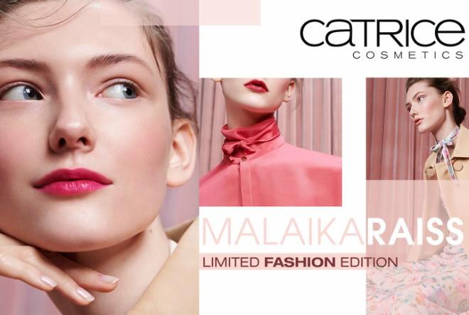 Predstavljamo Malaika Raiss Catrice