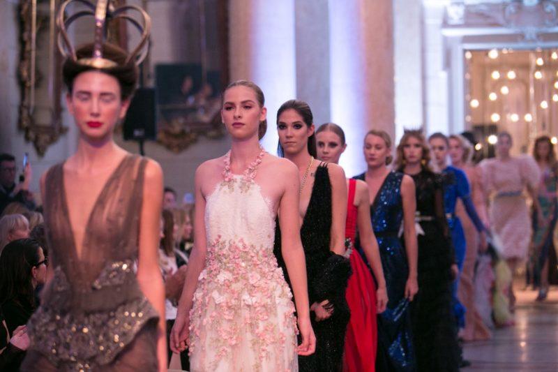 Oduševila modna revija i manifestacija Extravagant Gala