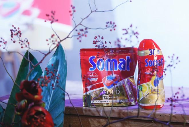 Somat Gold tablete otklanjaju čak i zagorene ostatke hrane
