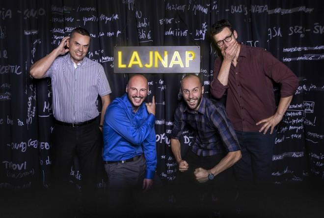 Humanitarni nastup 5 frajera s najboljim humorom u gradu