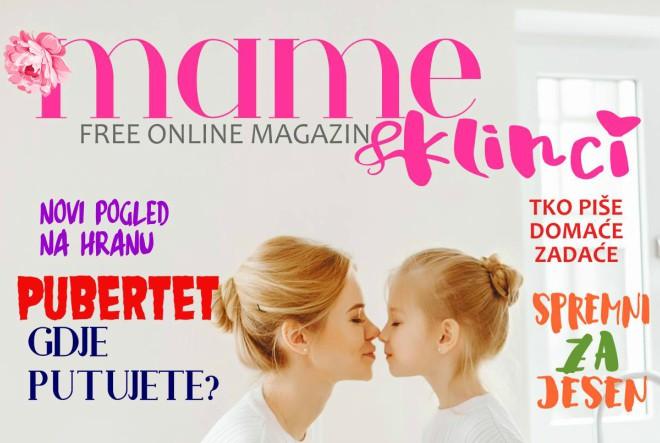Stiže novi broj magazina Mame&klinci