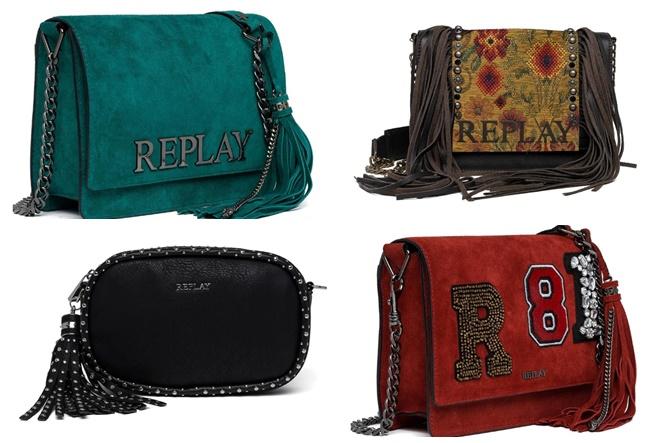 Nova kolekcija Replay Bags&Wallets kao posljednji touch svakog stylinga