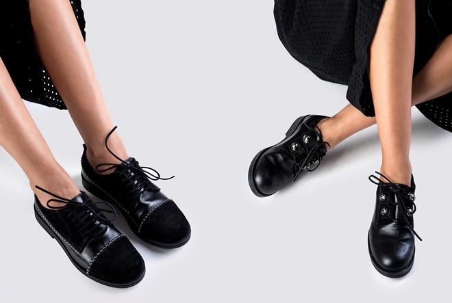 Kako nositi ravne cipele