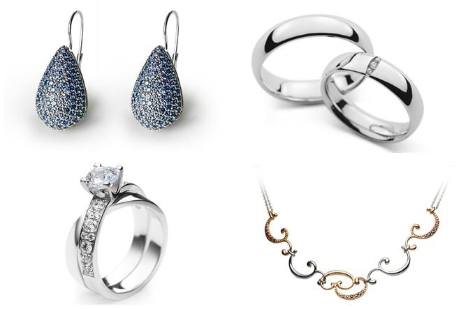 Zavirite u zaručničke i vjenčane kolekcije Zlatarne Celje