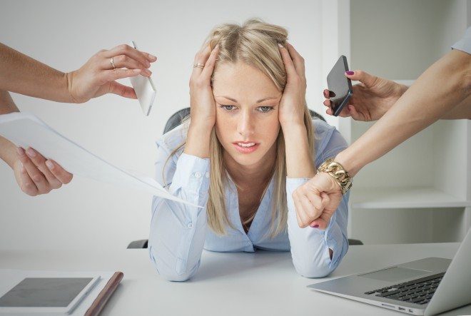 Zaboravite na stres u tri koraka