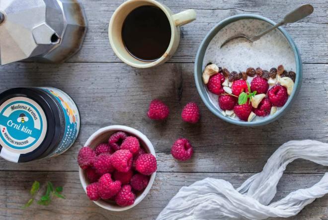 Doručak u zdjelici – crni kim kako ga sprema Cukar