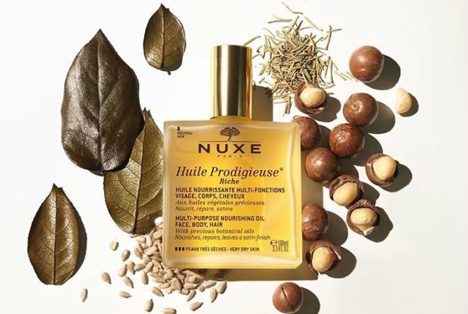 Novo Bogato čudesno ulje za suhu kožu