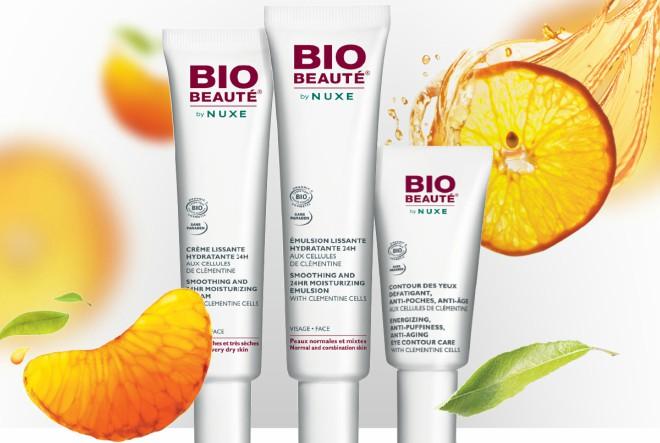 Bio Beauté by Nuxe: Svježina organskog voća za dubinsku hidrataciju kože