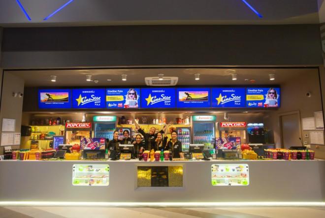 CineStar otvorio svoja vrata u Puli