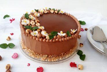 Savršena torta od lješnjaka i čokolade