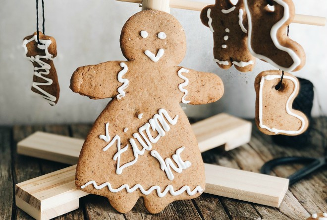 Najmedeniji gingerbread keksići