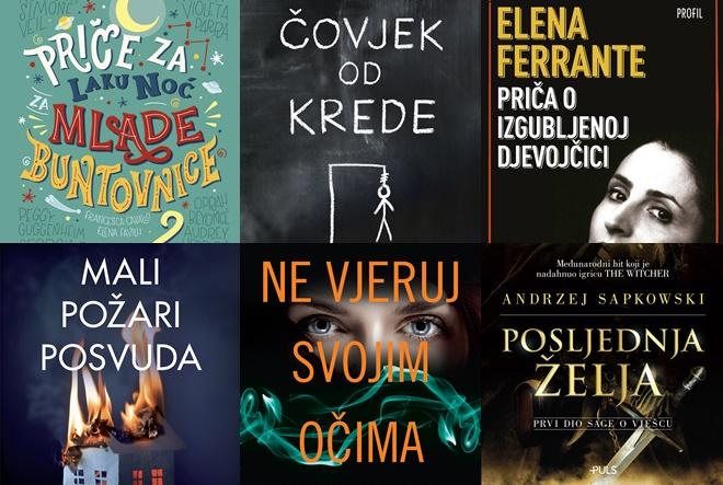 Knjige koje su nas oduševile u 2018.