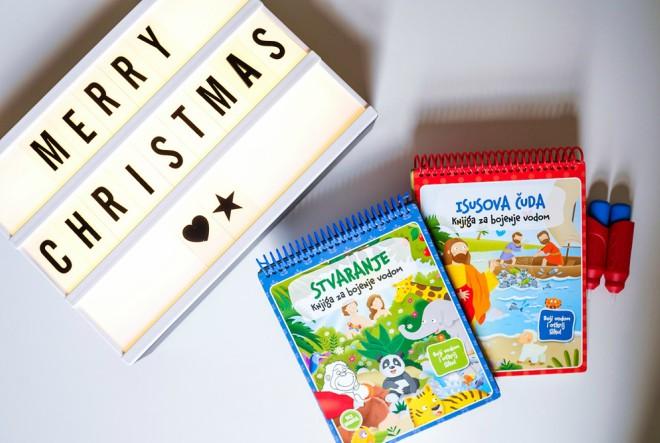 Idealan poklon za djecu krije se u kreativnim bojankama s prekrasnim pričama