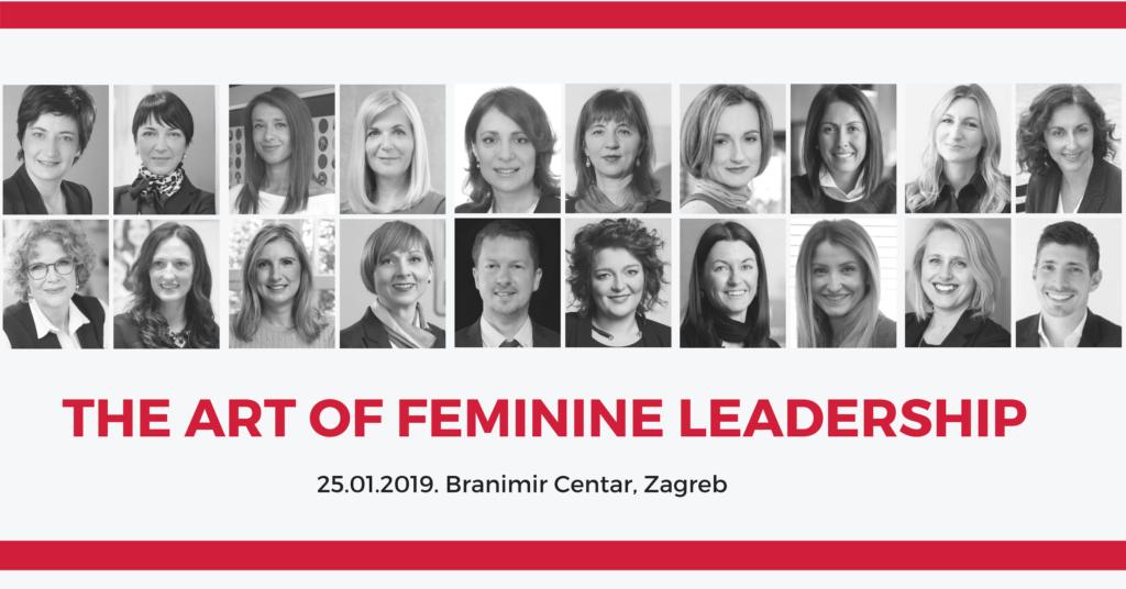 Bogati program The Art of Feminine Leadership