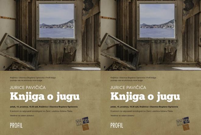 Jurica Pavičić: Knjiga o jugu