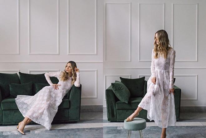 Kolekcija haljina koja će oduševiti ljubiteljice ženstvenog i profinjenog dizajna