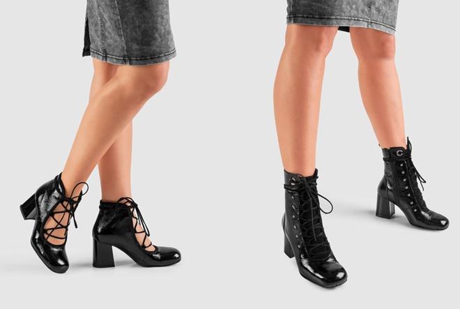 Ako nešto morate uvijek imati u ormaru to su onda crne kožnate čizme!
