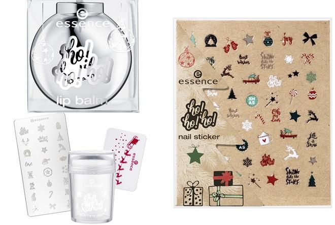 """Fantastični proizvodi iz nove essence trendovske kolekcije """"ho!ho!ho!"""""""