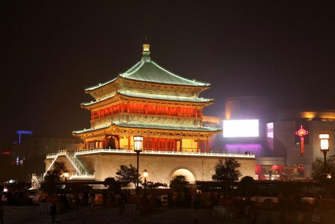 Shaanxi, jedna od kolijevki kineske civilizacije