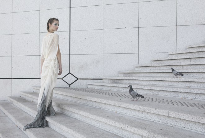 Dizajnerica Mirna Mihoković predstavlja kampanju za kolekciju koja je osvojila parišku publiku