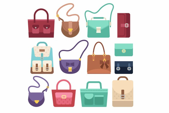 Ženska torbica je uvijek preteška