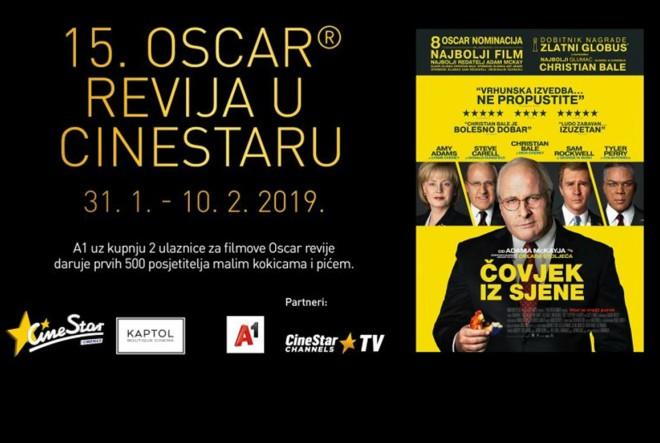 Dašak Hollywooda: U CineStaru se održava Oscar revija