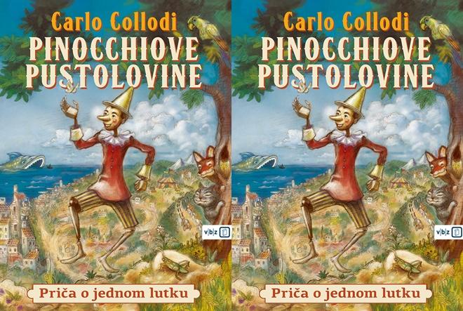 V.B.Z. predstavlja dječje klasike: Pinocchiove pustolovine