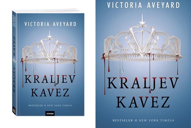 Znanje predstavlja novi roman Victorie Aveyard