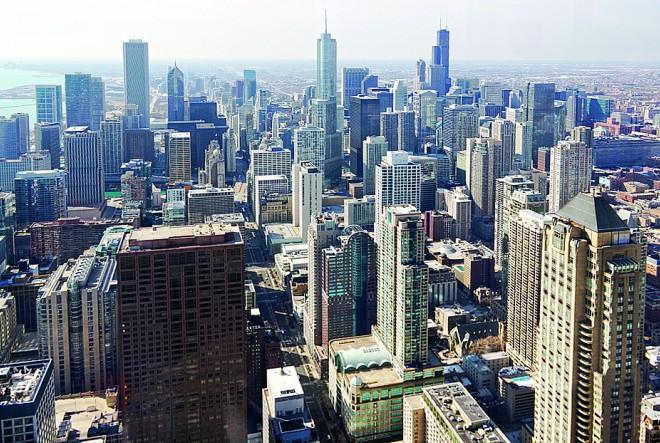 Chicago – vjetroviti grad