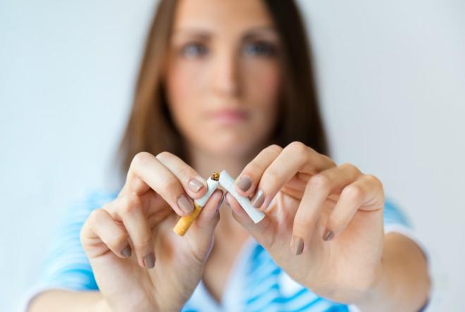 Želite prestati pušiti?