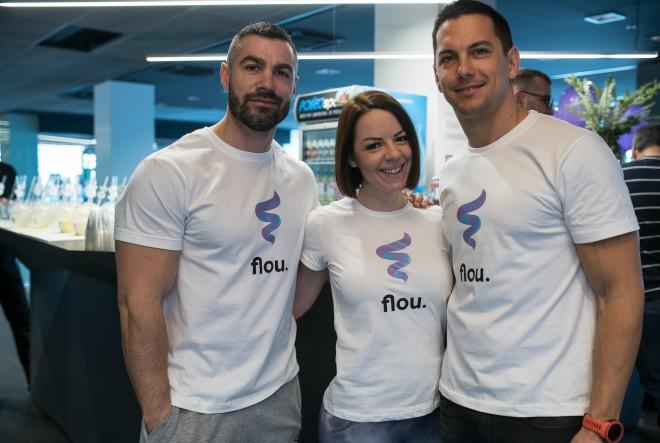 Uz jedinstvenu mobilnu aplikaciju FLOU. vježbanje u paru je najbolja opcija
