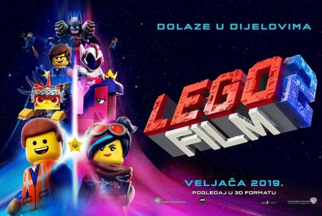 Zvjezdana ekipa posudila glasove superjunacima popularnog LEGO® svijeta