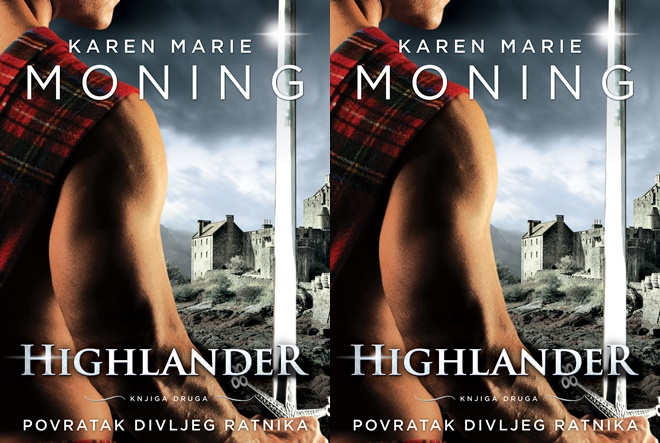 """""""Povratak divljeg ratnika"""" povijesna je romansa o škotskim gorštacima začinjena vrućom strašću"""