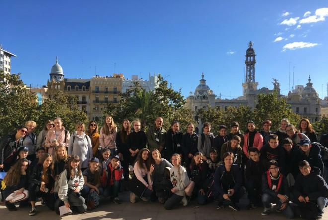 Učenici zagrebačke Osnovne škole Frana Galovića boravili u Španjolskoj i Grčkoj u sklopu projekta Erasmus+