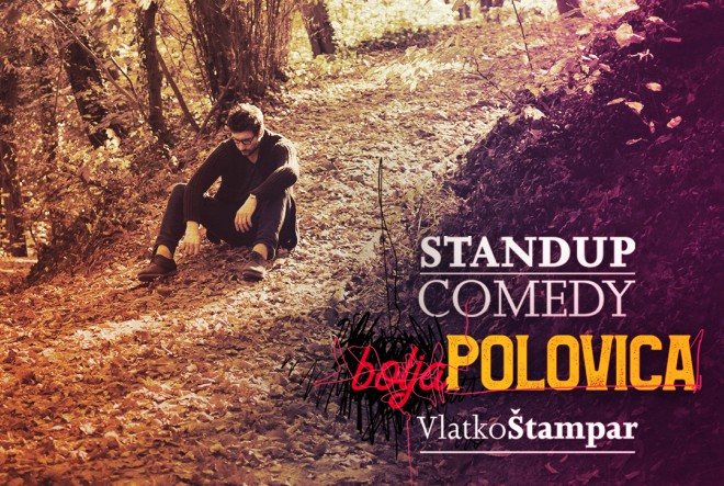 Planule ulaznice i za drugi datum u Tvornici  stand-up komičara Vlatka Štampara