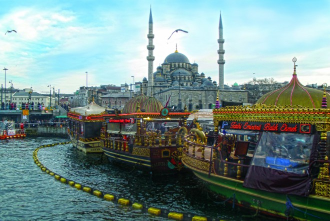 Istanbul – grad koji razdvaja i spaja