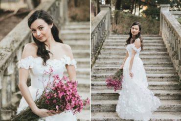 Sandra Haddad ima sanjivu kolekciju vjenčanica