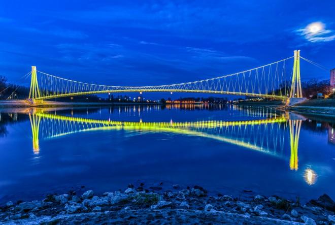 Nizvodno Dunavom od Osijeka do Sremskih Karlovaca